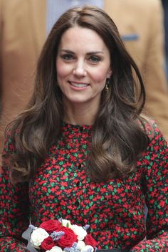 From early Noughties braids to perfect Princess curls, we chart Kate Middleton's best hair and beauty looks ever.