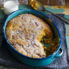 Slow Cooker Self-Saucing Butterscotch Pudding Slow Cooker Desserts, Slow Cooker Cake, Slow Cooker Recipes, Crockpot Recipes, Cooking Recipes, Ninja Recipes, Whole30 Recipes, Slow Cooking, Cooking Tips