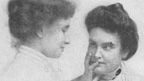 "This video is about Helen Keller. She overcame the adversity of being blind and deaf to become one of the 20th century's leading humanitarians, as well as co-founder of the ACLU. This was possible thanks to her teacher Anne Sullivan. Favorite quote: ""Keep your face to the sunshine and you cannot see the shadow."" – Helen Keller"