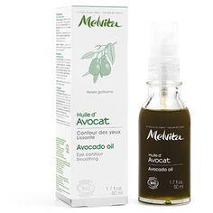 Melvita // Huile d' Avocat // Avocado oil // Eye contour smoothing