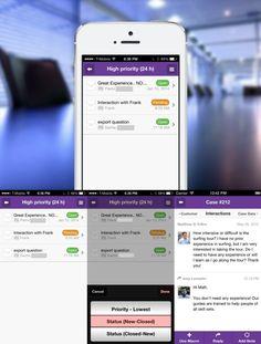 Desk screenshot enterprise mobile apps