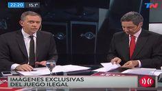 Habló un arrepentido del juego clandestino con Cristian Ritondo en el mismo estudio de TV - LA NACION (Argentina)