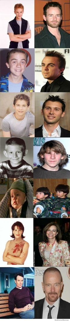 The Cast Of Malcolm In The Middle All Grown Up