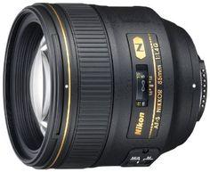 Amazon.com: Nikon 85mm f/1.4G AF-S Nikkor Lens for Nikon Digital SLR: NIKON: Camera & Photo
