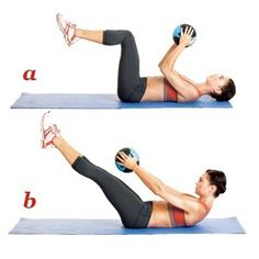 Ab Work Outs by cara