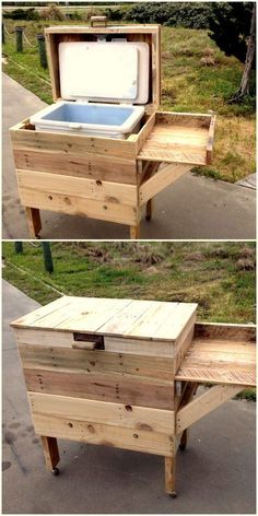 Pallet wood recycling ideas 11