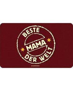 Brettchen: Beste Mama der Welt
