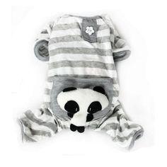 Omgosh... Cutest thing ever! My baby needs jammies!!! Dog Pajamas Dog Clothes