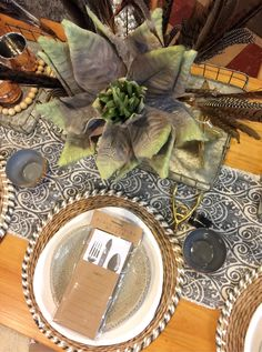 It's hard to believe, but the holidays are right around the corner!  Get your holiday table essentials here at the Bent Fork!