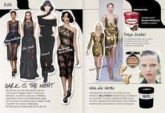 Häagen-Dazs Report by Harpers Bazaar Brasil - December 2013 Issue  matilda.my