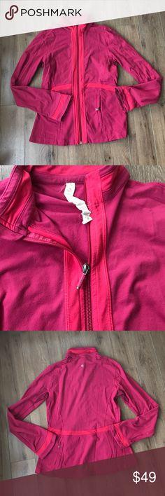 Lululemon jacket with 3 pockets Lululemon jacket with 3 pockets lululemon athletica Jackets & Coats