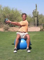 Golf Exercise For Better Shoulder Turn