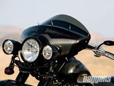 Custom Harley Davidson Road King Fairing