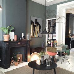 Home & Decor Interior, Interior Inspiration, Home N Decor, Home Decor, Living Room Interior, House Interior, Home Deco, Living Room Inspiration, Interior Design