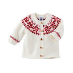 Petit Bateau - Knit cardigan - 143516