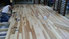 Ashwood flooring
