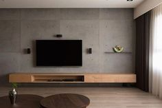 164 best tv wall design and ideas -page 30 Living Room Tv Unit, Home Living Room, Interior Design Living Room, Living Room Designs, Living Room Ideas Tv Wall, Tv Unit Interior Design, Interior Design Companies, Tv Wall Design, House Design