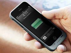 Juice Pack Helium for iPhone 5 by mophie   #Gadget #GadgetLove #iPhone #LynnFriedman