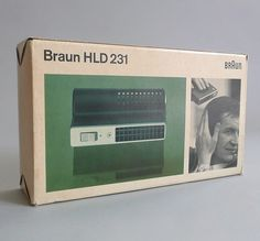 HLD 231, Designed by Reinhold Weiss, 1964