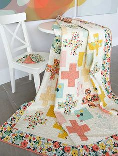 Fancy and Fabulous Quilt