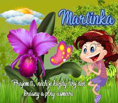 Martinka - prianie k meninám Jaba, Tinkerbell, Disney Characters, Fictional Characters, September, Disney Princess, Blog, Smoothie, Blogging