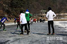 즐거운 겨울방학(2)-《조선의 오늘》