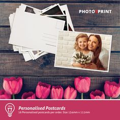 Product idea: Postcards are a perfect way to keep in touch. Also great for invitations and greeting cards. #postcards #productidea #invitations #photo2print