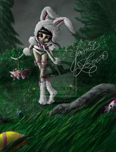 Easter by =MissJamieBrown on deviantART