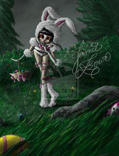 Easter by =MissJamieBrown on deviantART