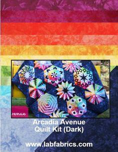 Arcadia Avenue Quilt Kit for Sale, visit our website
