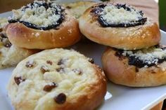 Slovak Recipes, Czech Recipes, Mexican Food Recipes, Sweet Recipes, No Bake Desserts, Dessert Recipes, No Bake Cookies, Baked Goods, Sweet Tooth