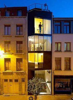 Casa e Jardim - NOTÍCIAS - Apartamentos verticais