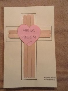This weeks church craft for early Easter message. Used template from, http://www.churchhousecollection.com/resources/Cross%20Printable%20Template.jpg