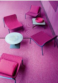 Paula Lenti outdoor furniture