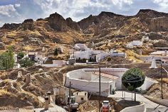 Cave Dwelling for 2, please. Guadix Spain