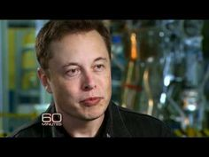 SpaceX: Entrepreneur's race to space Elon Musk on 60 Minutes