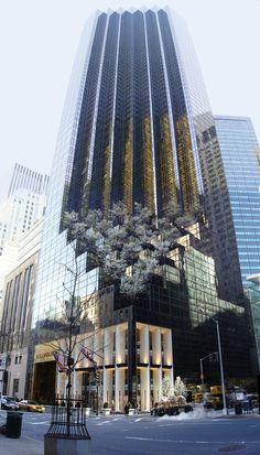 Torre Trump (Nueva York, EE.UU.) ¿Son estos los 10 edificios más feos del mundo? - Foro de Artes visuales
