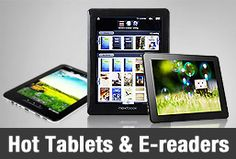 Hot Tablets & E-readers Sale