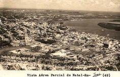 Resultado de imagem para fotos antigas da cidade de natal