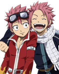Natsu... HE'S SO CUTE!!! I LOVE HIM!!!
