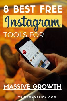 7 top Instagram tools to take your Instagram presence to the next level. You'll discover the best Instagram Scheduling Tools to plan, schedule your posts and stories ahead of time and still automatically publish them on Instagram. Add multiple links to your Instagram bio with Link in bio tools. Find the best hashtags with Instagram Hashtags tools. Manage and grow Instagram following safely and organically with Instagram Growth tools and more! #instagram #instagramstrategy #socialmediatips Instagram Schedule, Free Instagram, Marketing Tools, Social Media Marketing, Instagram Marketing Tips, Social Media Graphics