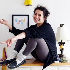 At Home with Broad City's Ilana Glazer