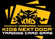 Code Name Kids Next Door Trading Card Game Check out this exciting board game for kids I found last week.