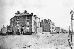 The Manchester Hotel, Central Promenade, Blackpool, circa 1860s. #Blackpool #Pub pic.twitter.com/AXYTlx6aZF