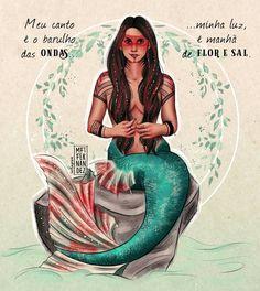 2 0 1 8 on Behance Siren Mermaid, Mermaid Diy, Wicca, Mermaid Pictures, Mermaid Drawings, Unicorns And Mermaids, Queen Art, Fantasy Island, Witch Art
