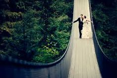 Capilano Suspension Bridge wedding - Google Search