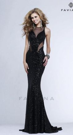 Faviana Dress 7331 | Terry Costa Dallas