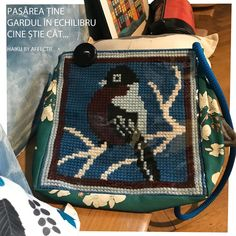 "Geanta ""Artizanat"" #handbag #handmade #custommade #premium #exclusive"