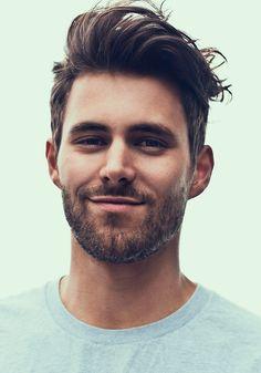 haircut + beard