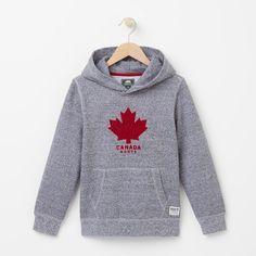 Roots - Boys Canada Pepper Kanga Hoody